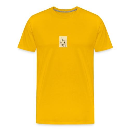 donna_1 - Maglietta Premium da uomo