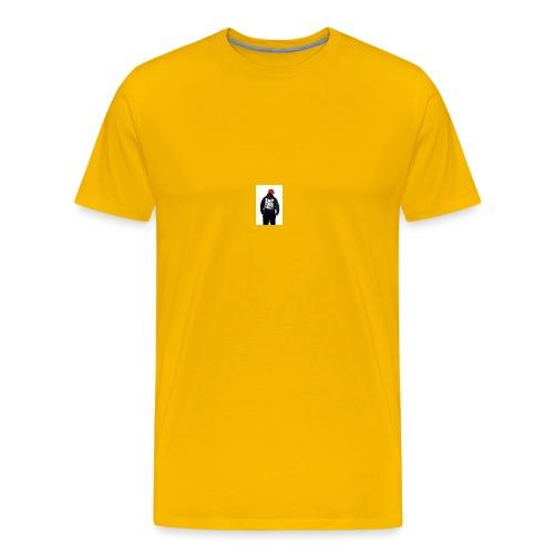 motyw - Koszulka męska Premium