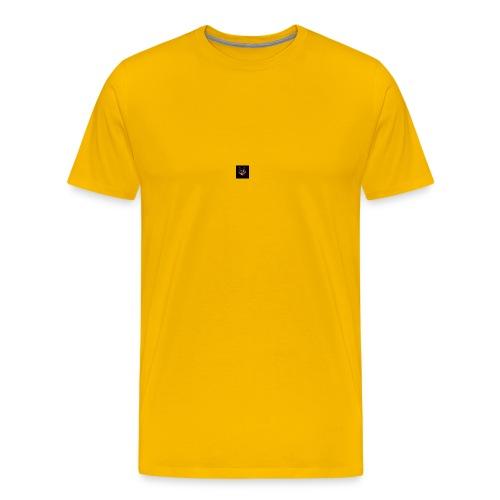 photo - Herre premium T-shirt