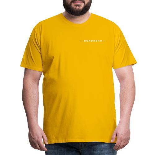 BONDHERO - Mannen Premium T-shirt