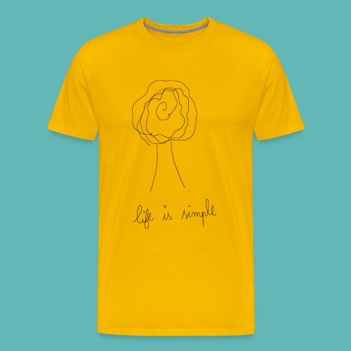 life2 - T-shirt Premium Homme