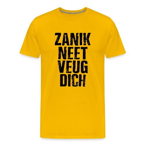 Zanik neet - Mannen Premium T-shirt