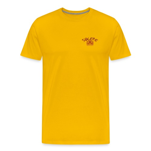 MUAHI RED - Camiseta premium hombre