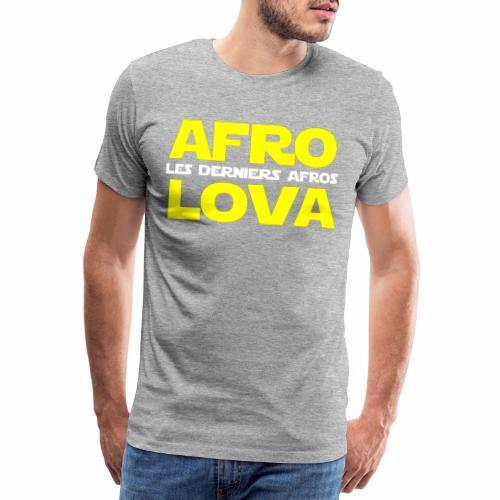 les derniers afros - T-shirt Premium Homme