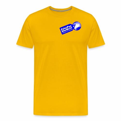 PeterPanBikeWorld - Men's Premium T-Shirt