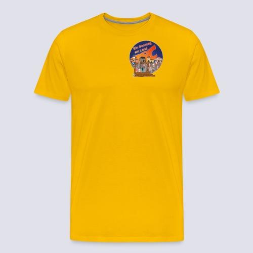 Ein Sonntag am Land - Männer Premium T-Shirt