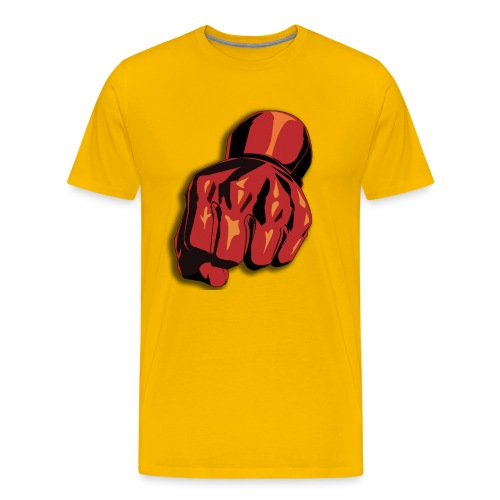 punch - T-shirt Premium Homme