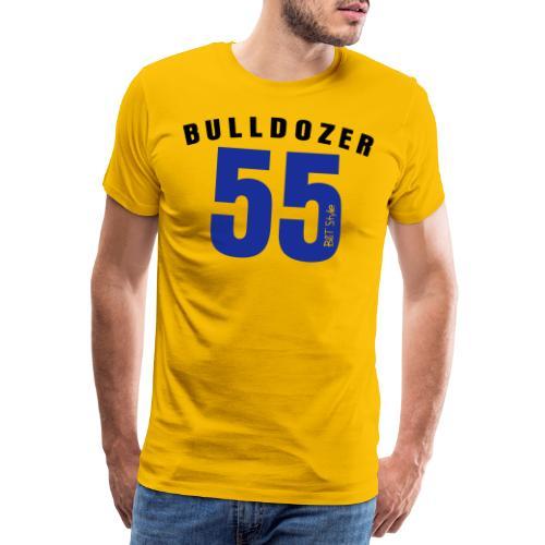 Bulldozer 55 - Maglietta Premium da uomo
