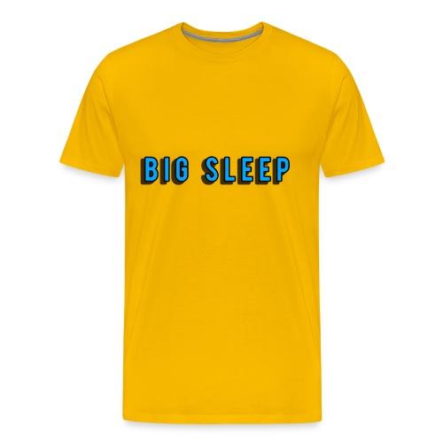 Letter No. one - Men's Premium T-Shirt