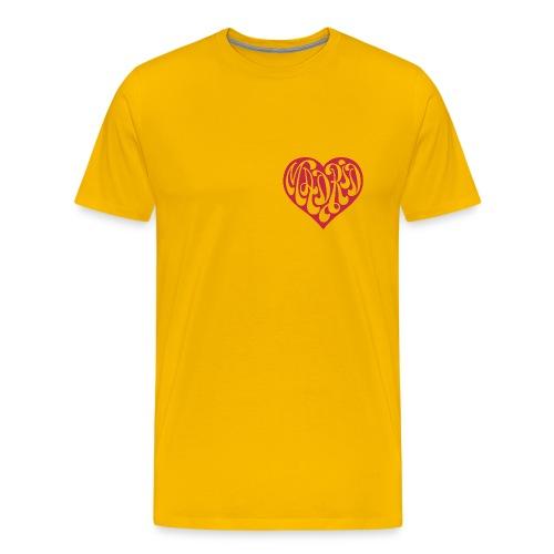 MADRID EN MI CORAZÓN - Camiseta premium hombre