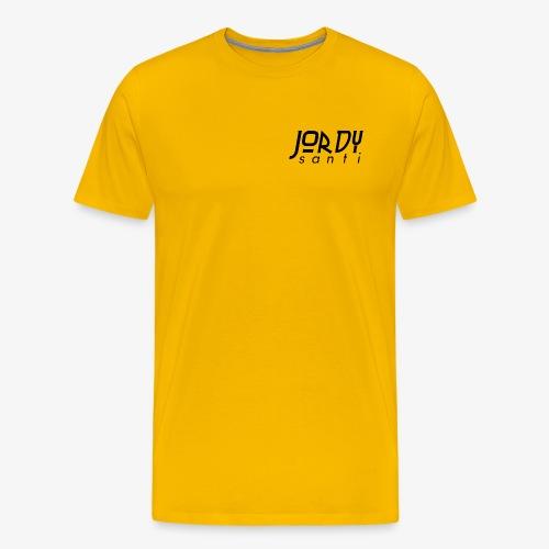 JordySanti Merch - Mannen Premium T-shirt