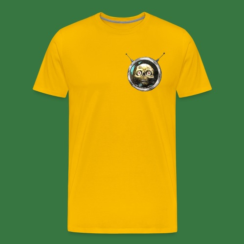 voidhead - Premium-T-shirt herr