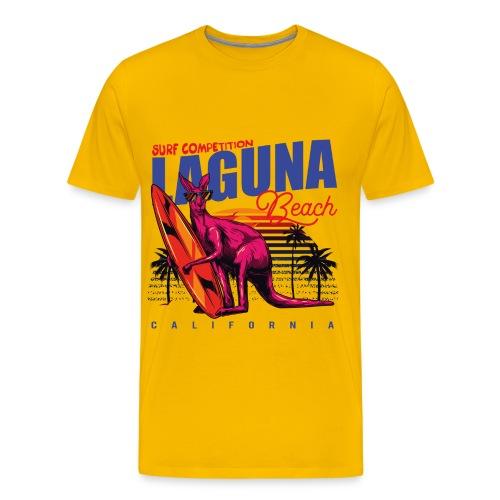 Laguna Beach - T-shirt Premium Homme