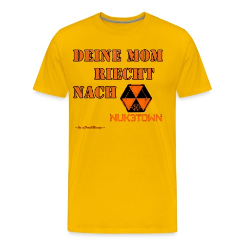 Nuketown afm - Männer Premium T-Shirt