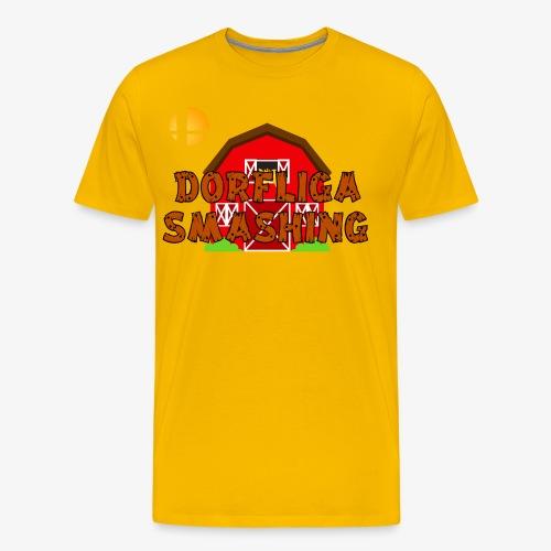 Haus Update png - Männer Premium T-Shirt