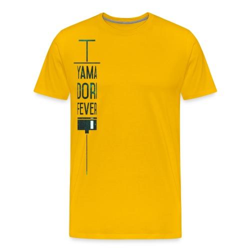 yamadori fever - Men's Premium T-Shirt