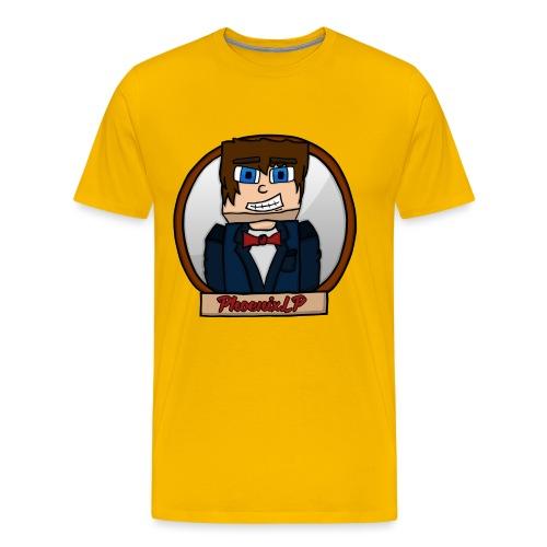 PhoenixLP by maralikesarts png - Männer Premium T-Shirt