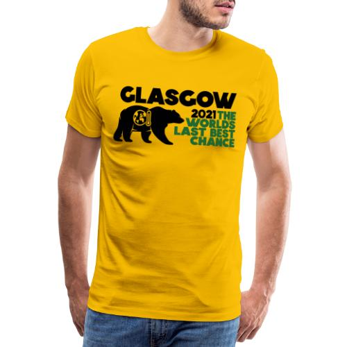Last Best Chance - Glasgow 2021 - Men's Premium T-Shirt