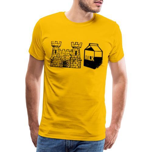 Castlemilk - Men's Premium T-Shirt