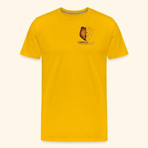 Grrrizzlyon - T-shirt Premium Homme