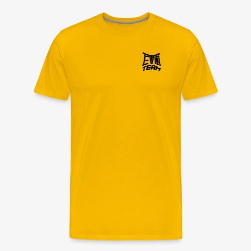 EvoTeam Petit Noir - T-shirt Premium Homme
