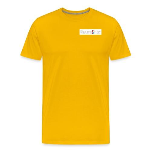 RheumaKinderLogoEinfach - Männer Premium T-Shirt