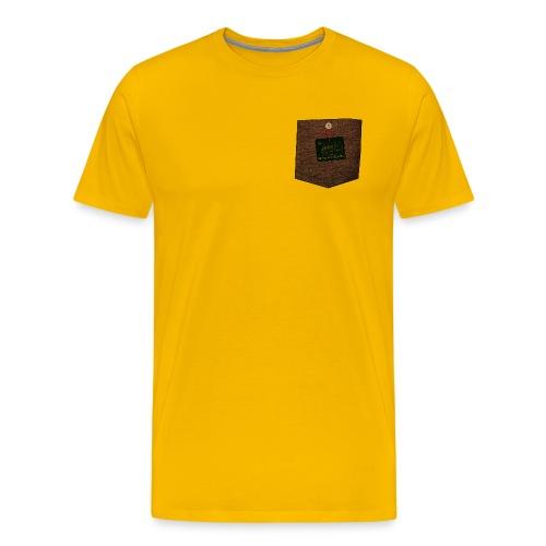abzeichen - Männer Premium T-Shirt