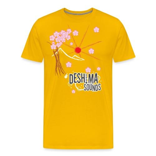 Deshima Sounds 02 2009 - Men's Premium T-Shirt