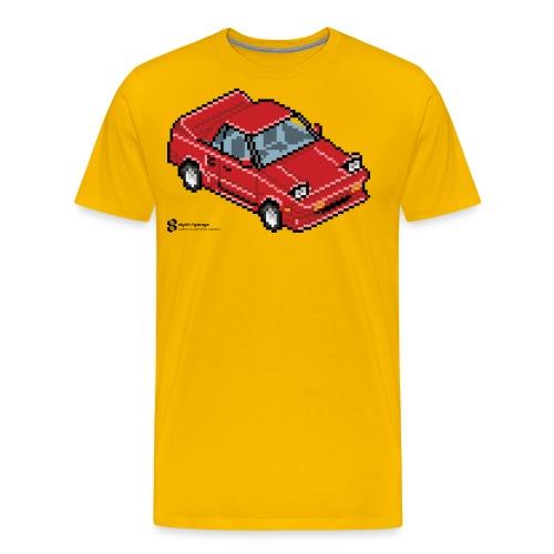 8Bit MR2 - Men's Premium T-Shirt