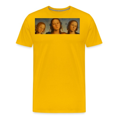 dreamZ cov jpg - Männer Premium T-Shirt