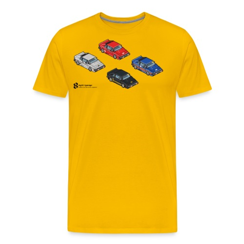 light - Men's Premium T-Shirt