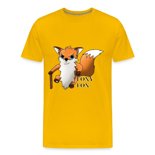 FoxyFox - Men's Premium T-Shirt