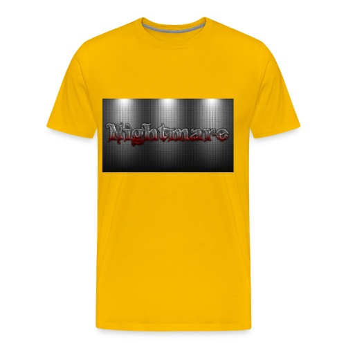 nightmare - Men's Premium T-Shirt