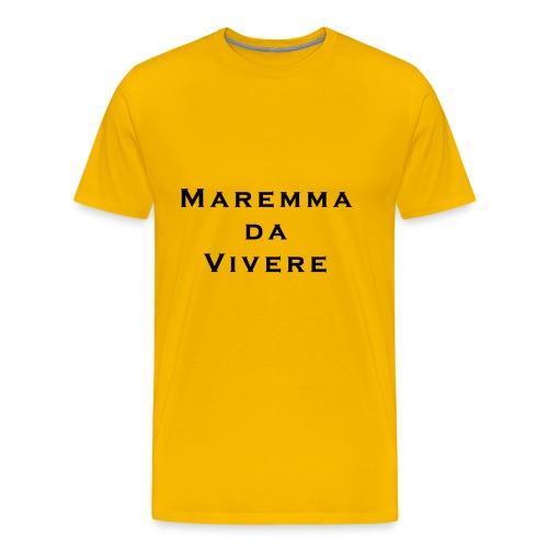 mdv - Maglietta Premium da uomo