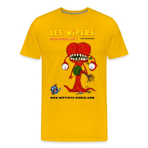 BD Les WIPERS licence6 - T-shirt Premium Homme