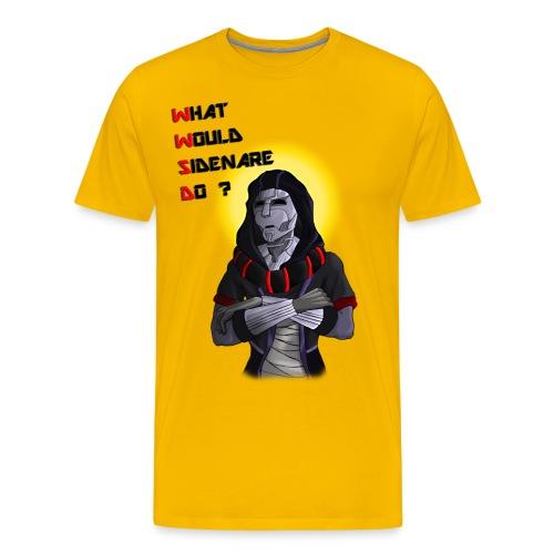 WWSDSHIRT png - Männer Premium T-Shirt