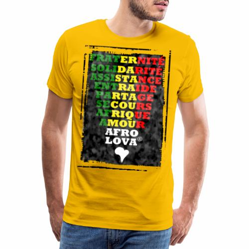 espoir - T-shirt Premium Homme