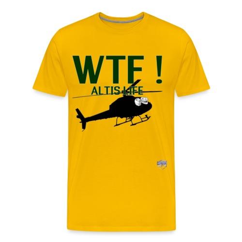 WTF ! Altis Life - T-shirt Premium Homme
