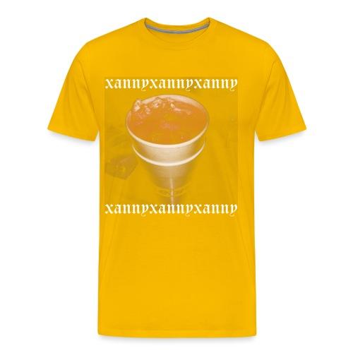 xannypurp png - Men's Premium T-Shirt