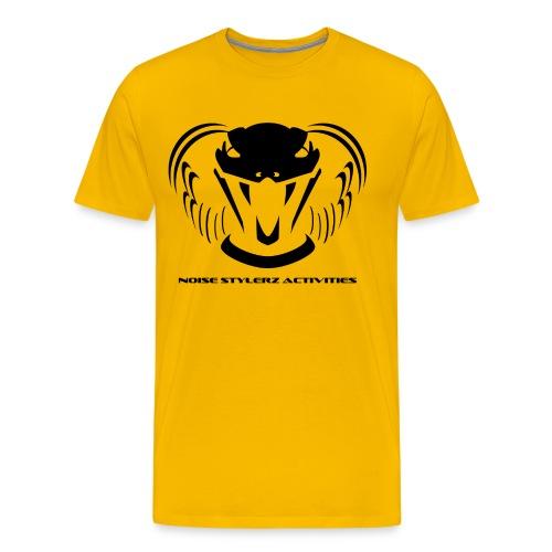 LOGONSANoirTrans png - T-shirt Premium Homme