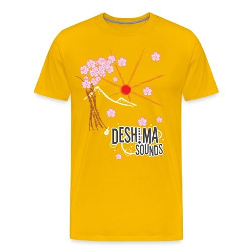 Deshima Sounds 02 2009 - Mannen Premium T-shirt