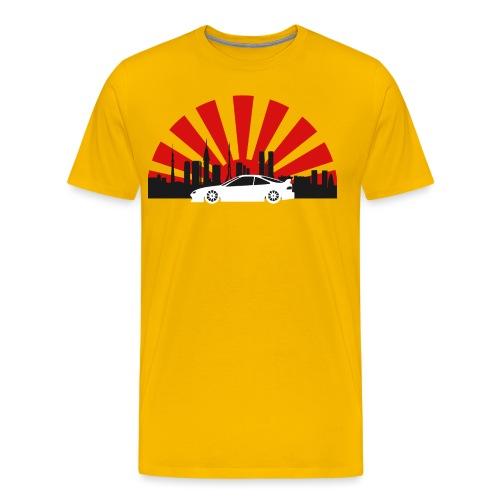 Tokio DC2-01 - Männer Premium T-Shirt