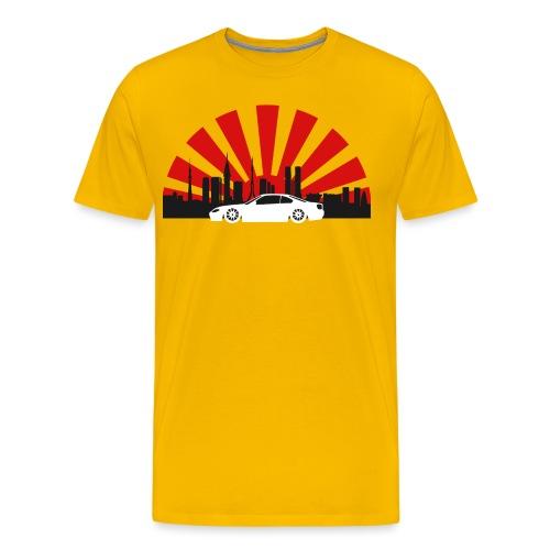 Tokio S15-01 - Männer Premium T-Shirt
