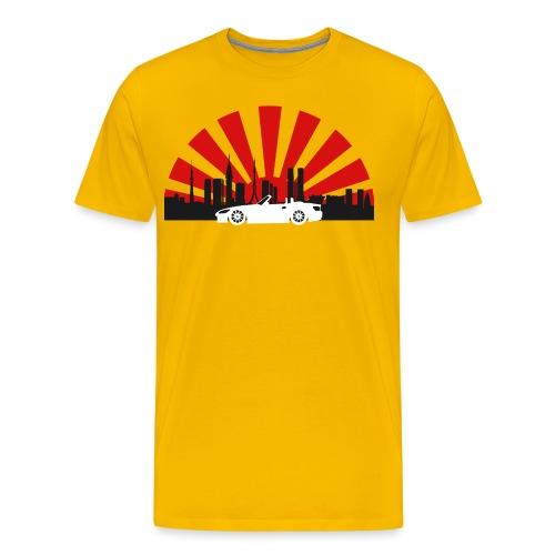 Tokio S2000-01 - Männer Premium T-Shirt
