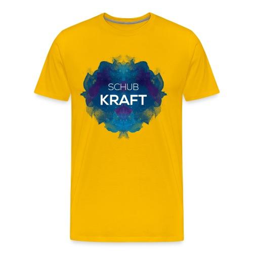 Schubkraft Baseball Shirt - Männer Premium T-Shirt