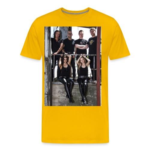 K.T. says No - Männer Premium T-Shirt