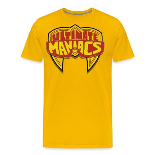 ultimate maniacs png - Men's Premium T-Shirt