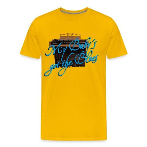 tshirtdesign hammond - Männer Premium T-Shirt