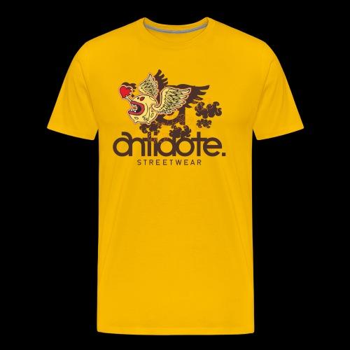 ANTIDOTE 3 - Koszulka męska Premium