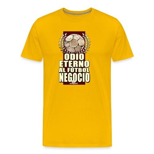 futbol negocio - Camiseta premium hombre